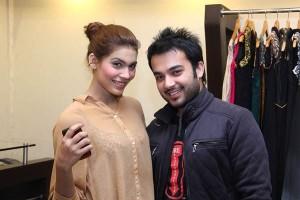 Amna Babar and Imtisal