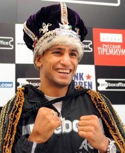 Andriy Kotelnik Amir Khan