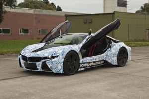 BMW Sports Car Vision ED