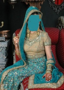Beautiful Pakistani Bridal Dresses 2012