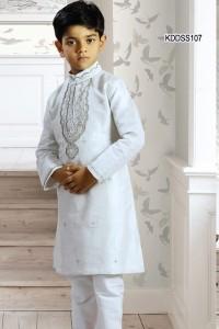 Classy Art Dupion Kurta Pyjama