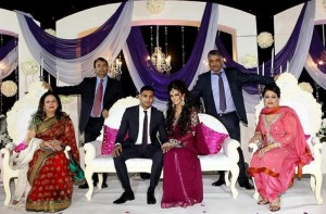 Faryal Makhdoom Engagement Pictures