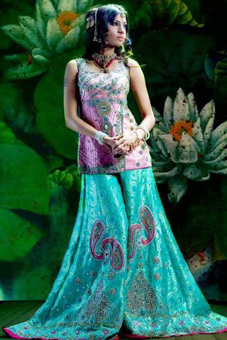 KUKI Concepts Traditional Bridal Dresses 2012