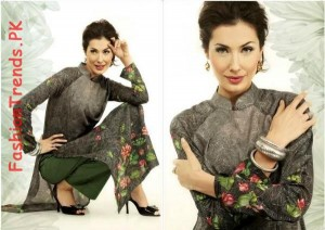 Kayseria Summer Lawn Collection 2012