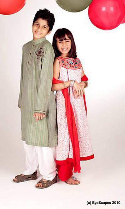 Pakistani Kids Dressesfashion