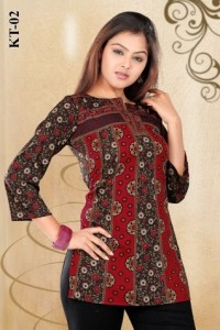 Kurti Designs for Winter