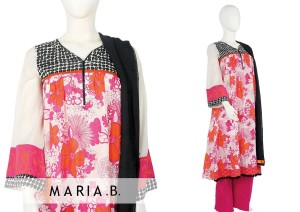 Latest Eid Collection by Maria B 2011