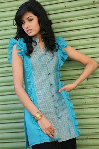 latest kurtis designs
