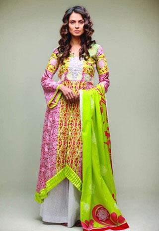 Lawn Dresses Designs Fashion 2019