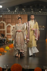 Maria B Collection at PFDC L'Oreal Paris Bridal Week