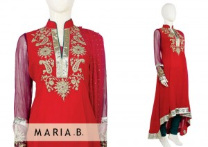 Maria B Winter Eid Collection 2012