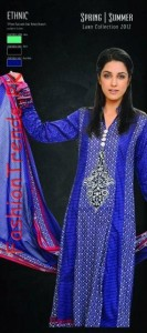 Mausummery Spring Summer Lawn Collection 2012