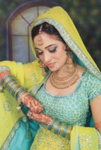Bridal Dresses In Pakistan