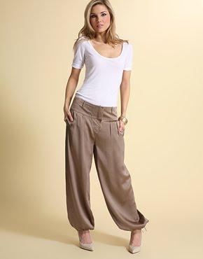 Женские брюки 2012 в 2019 году