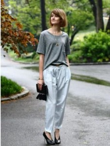 Pant Styles for Ladies