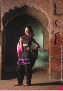 Retro Traditional Dresses Collection 2012