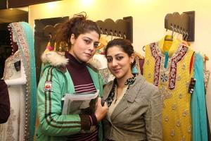 Sadia and Zainub