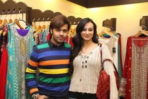 Saim and Amnah Maqsood