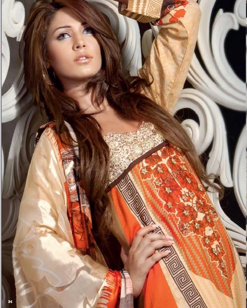 Pakistani Salwar Kameez Designs 2012