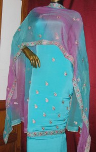 Salwar Kameez Dupatta