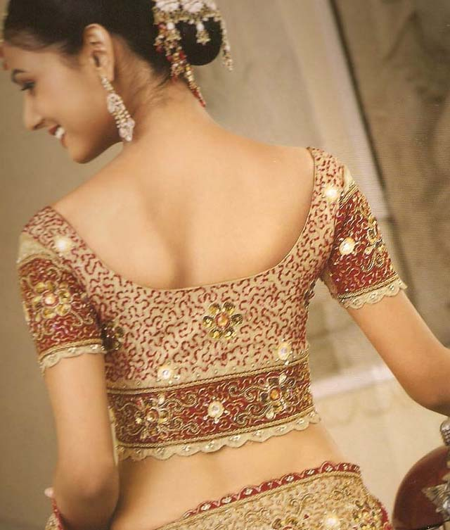 Saree Blouse Model