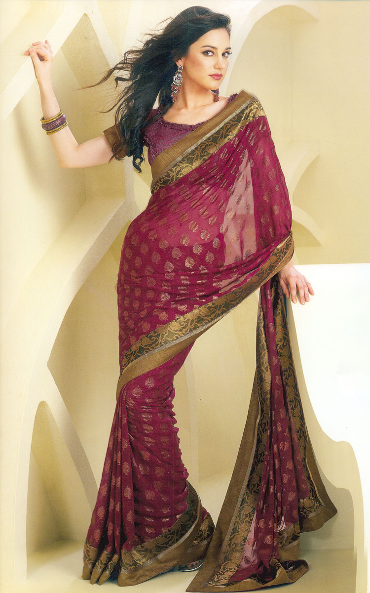 Saree Designs Fashion 2017