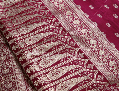 Saree Embroidery Designs - Fashion 2017