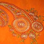 Saree Embroidery Designs
