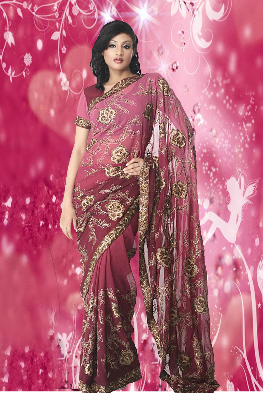 Latest Saree Designs Designer