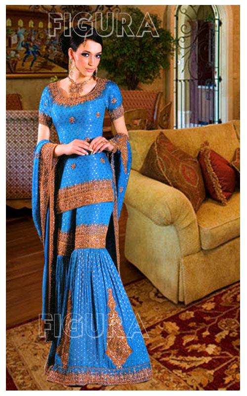 Sharara Dress Fashion 2019