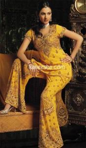 Sharara Dress