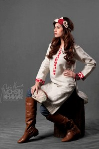 Shubinak Latest Winter Collection