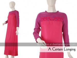 Spring Collection 2012 for Women by Daaman