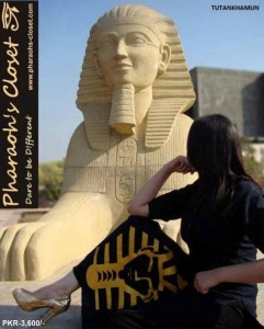 TUTANKHAMUN Pharaohs Closet Collection