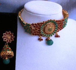 Unique Jewelry Collection by Faru and Mehru 2012