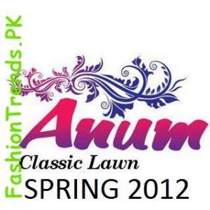 Anum Classic Lawn 2012