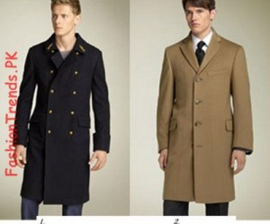 Coat Styles for Men