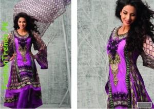 Deeba Designer Lawn Summer 2012 Collection