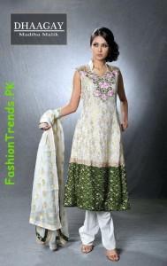 Dhaagay by Madiha Malik Summer Collection 2012