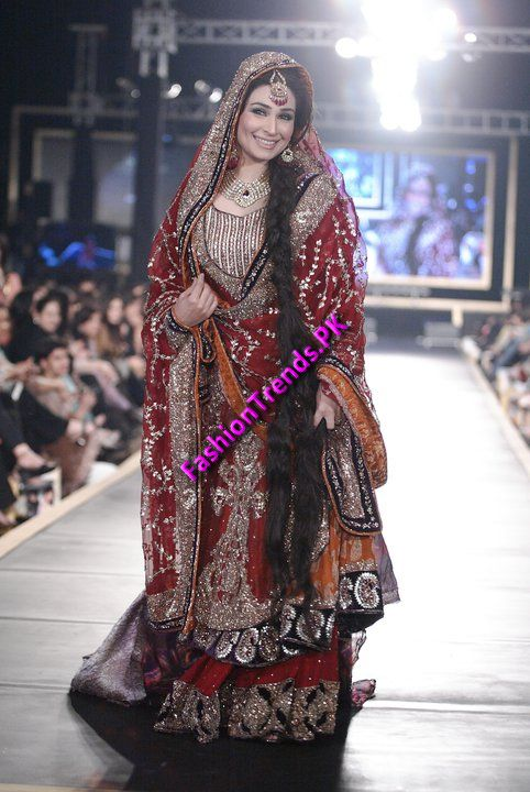 Hsy Bridal Collection 2013 http://www.fashiontrends.pk/pakistani/hsy-bridal-collection-2012/
