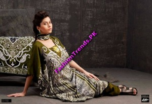 Libas & Riwaj Lawn Collection Summer 2012