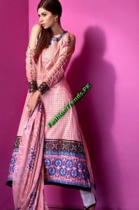 Mahnoush Summer Collection 2012 for Girls