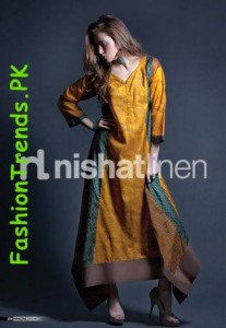 Nishat Linen Latest Collection