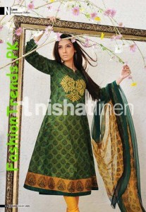 2012 Nishat Linen