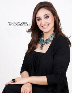Nosheen Amir Fashion Designer