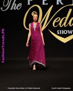 Sana Abbas Bridal Wear Summer 2012