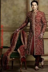 Sherwani Style Kurta