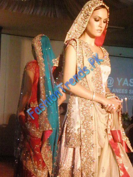 Yasser Anees Sheikh Bridal Wear