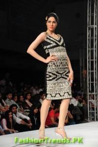 Ali Xeeshan Sunsilk Fashion Week 2012