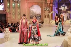 Amir Baig Bridal Collection Week 2012